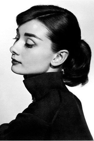 [贴图]奥黛丽·赫本 经典之至的美人