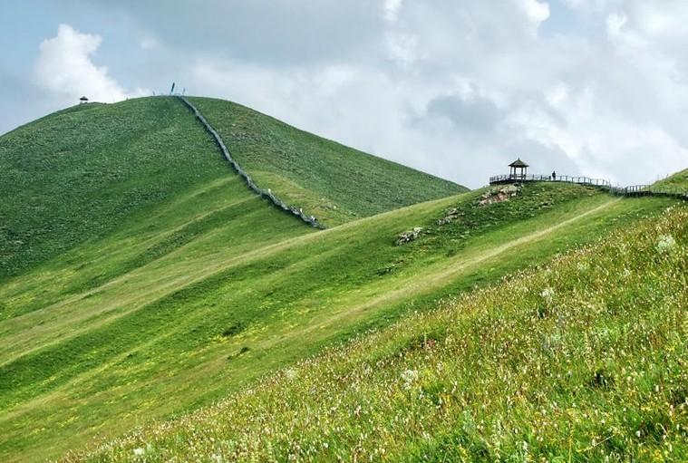 蜜月旅行推荐系列之一:九寨沟黄龙若尔盖大草原