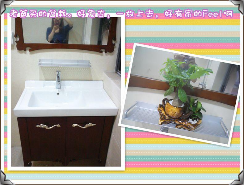 装修日记-安装卫生间洁具及升降晾衣架