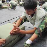 [转贴]铜仁一中2012新生军训英姿