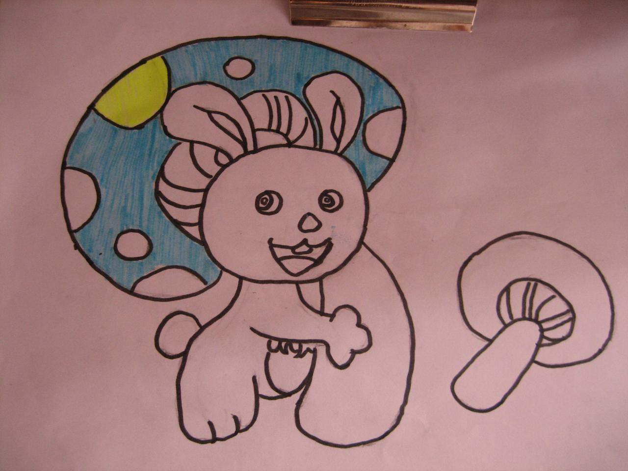 主题: 新世纪幼儿园绘画班照片合辑