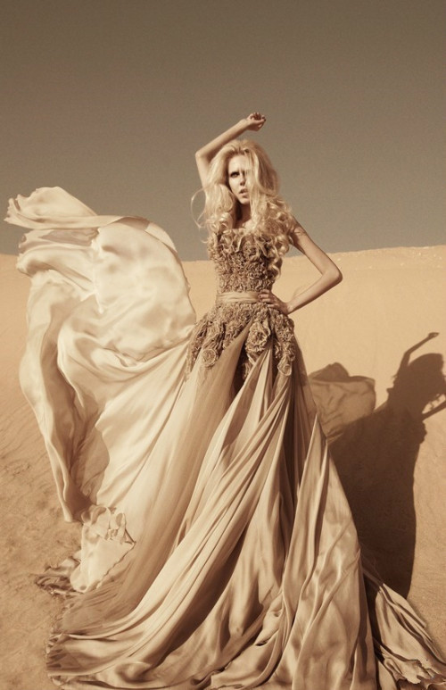 大漠之魂——秀出风沙性感