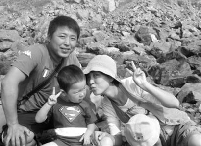 我们百口去锦州登山渡水