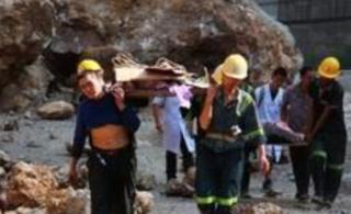 云南昭通市彝良县地震已致64人死亡