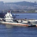 [转贴]媒体称获权威消息:中国首艘航母命名为辽宁号