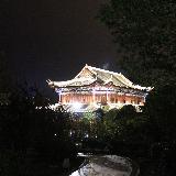铜仁三江公园。新手拍的夜景。。。