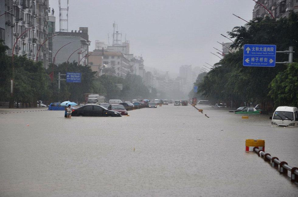 [贴图][注意]射洪大雨,射洪暴雨!