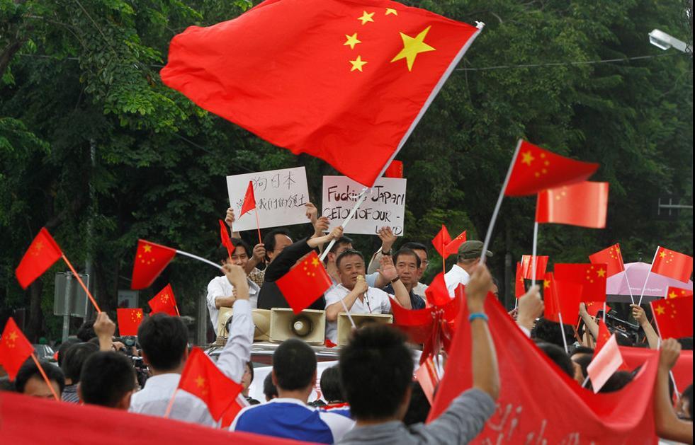 看看,全球的华人都在做一件事