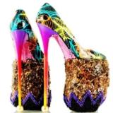 �@�p鞋子你敢穿��