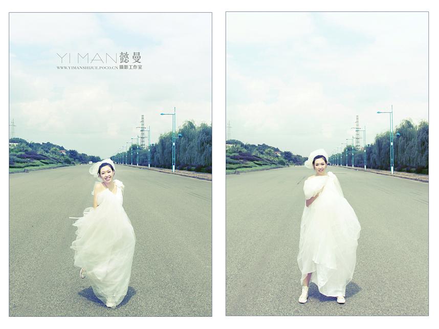 [原创]优发娱乐官网南岸【懿曼视觉】婚纱艺术摄影工作室《初夏·某天》