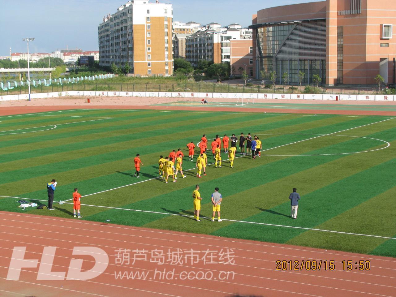 葫芦岛市业余足球联赛老队友
