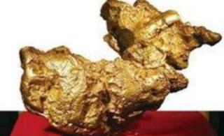 内蒙古探明罕见特大金矿