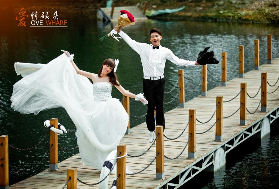 迁西雨花谷婚纱摄影基地