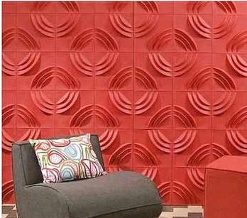 长条状的花纹壁纸图案具有恒久性