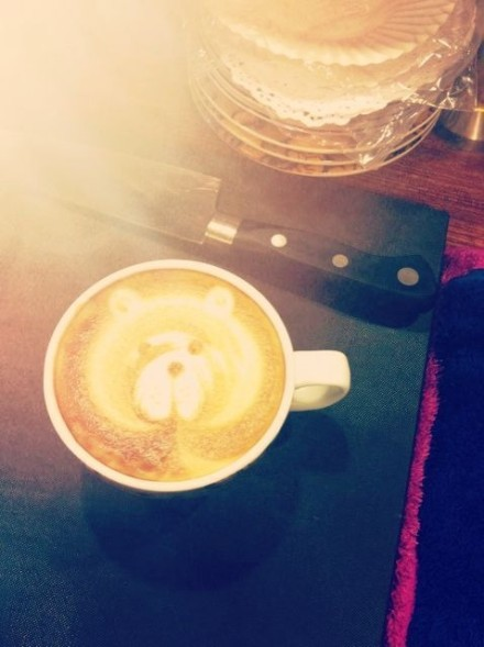 """寻找""""熊猫咖啡"""""""