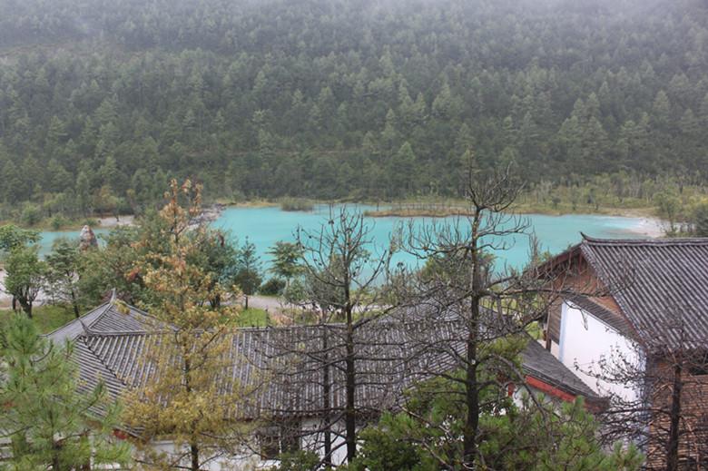 丽江风景微信图片