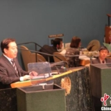 野田称应按国际法解决领土归属 中方称自欺欺人