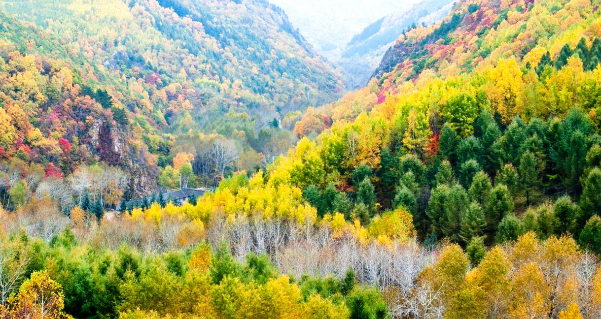 新宁峸山风景区旅游