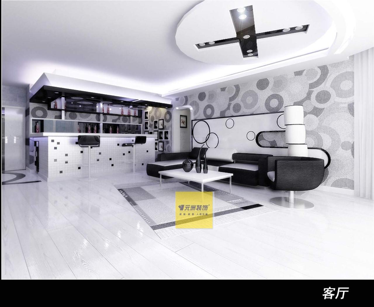 厨房吊棚装修效果图
