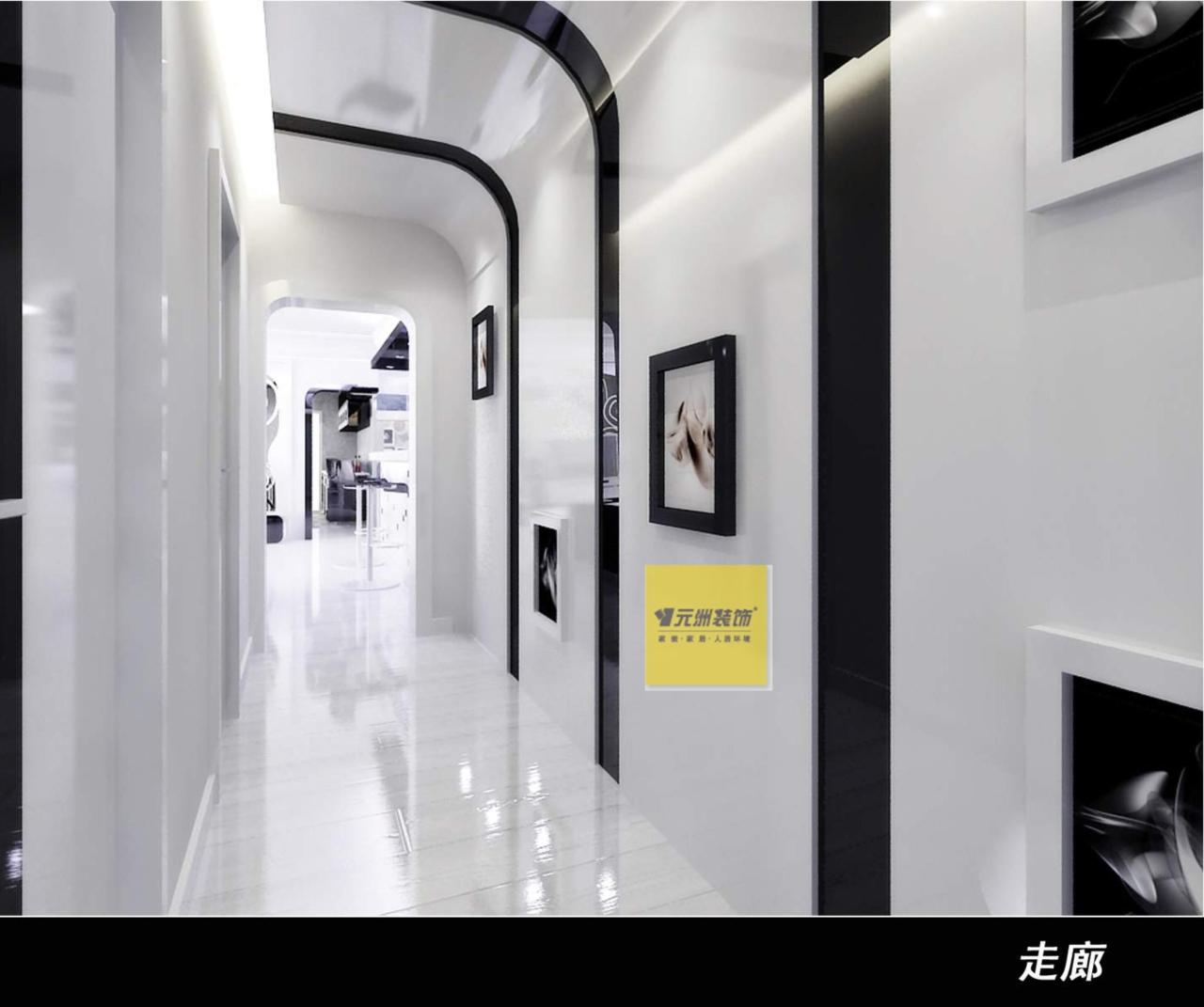 走廊吊棚设计图