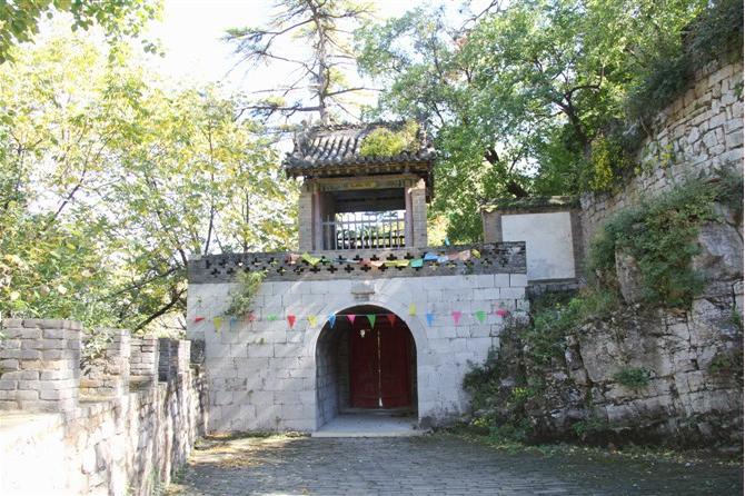 [原创]盂县诸龙山森林公园