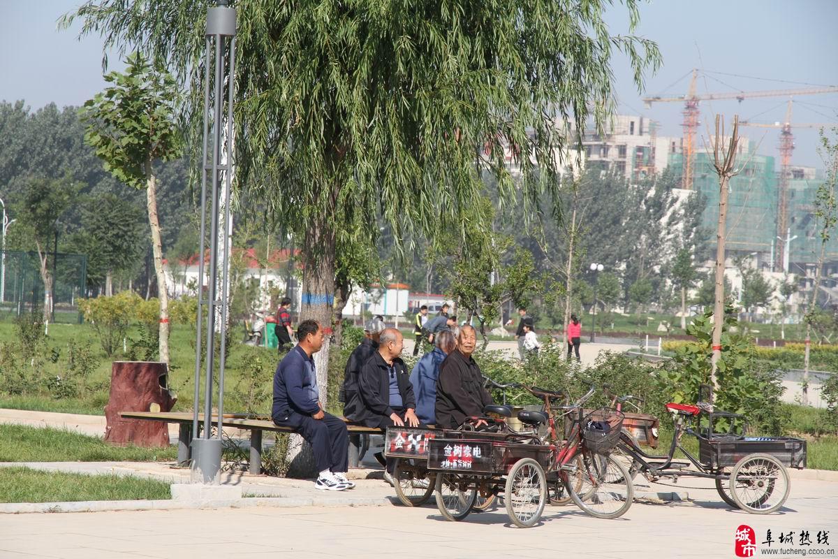 2012国庆节.游阜丰公园(组图)