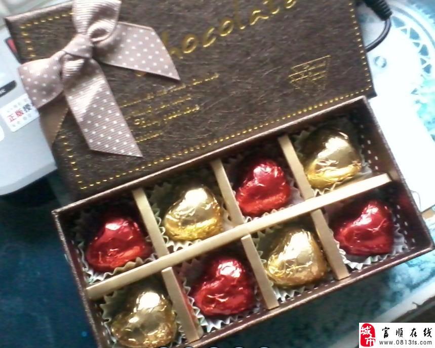 EUDORA手工巧克力礼盒定制