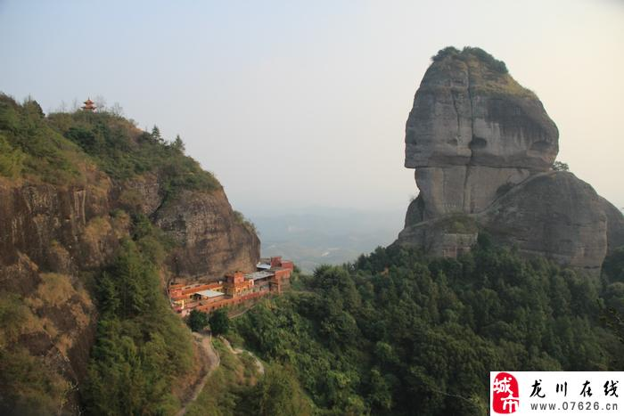 广东七大名山之一·霍山风景区