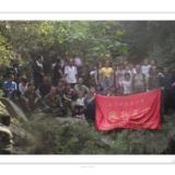 2012年10月2日鲁山四棵树花石层游玩随拍