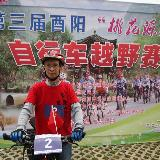 [原创]年龄不是问题――70岁老人骑完比赛全程