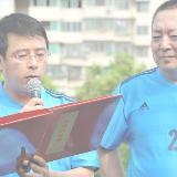"""央视""""明星足球队""""铜仁之行"""