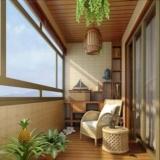 利用超高空间30种方法-教您布置阳台