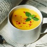 奶香南瓜浓汤