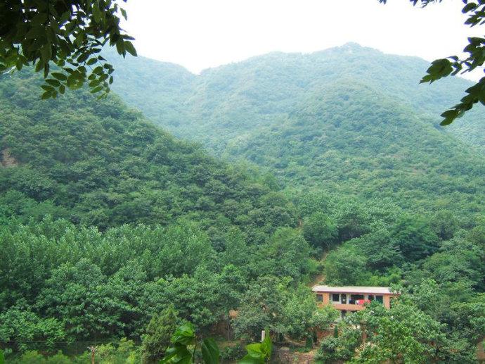 龙8国际白龙庙景区图文介绍