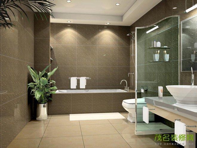 卫生间装修 小洗手间效果图 卫生间装修材料 卫生间干湿分开