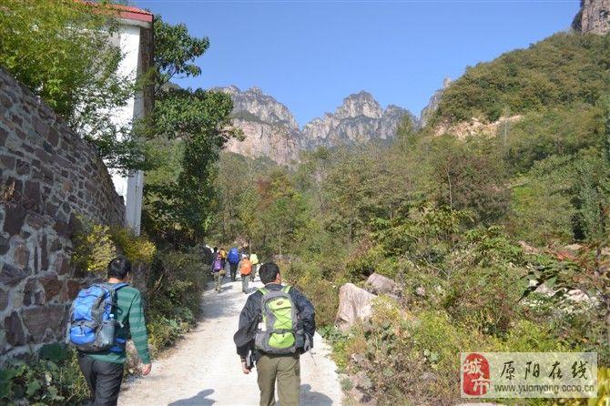 锡崖沟村是山西省晋城市陵川县一个小山村,8月份刚去过一次,感觉风景