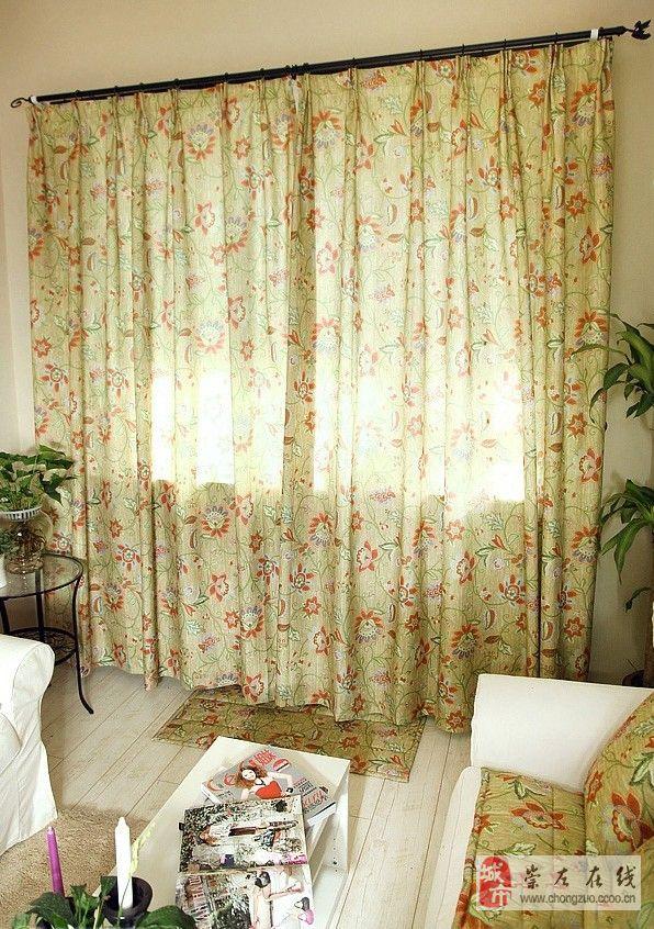 [建议]6款不同风格窗帘 让小家充满不一样的温馨