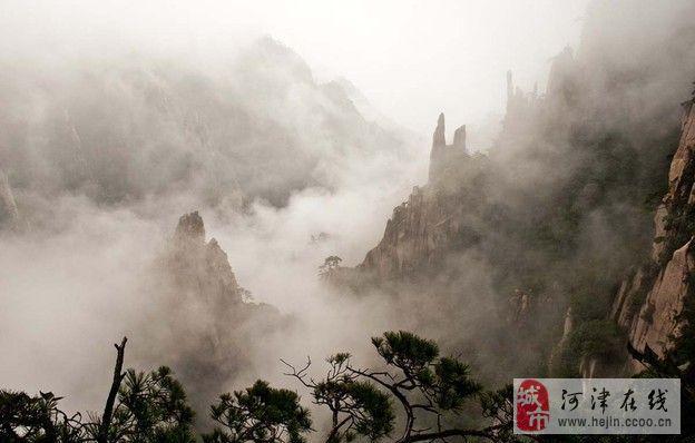 国最美的40个旅游景点 河津驴友 河津论坛 河津在线 -中国最美的40图片
