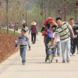 奉节西部新区滨河公园