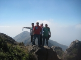 寻乌第一峰项山甑,难得好天气、好心情!