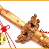 [分享]关于太阳城桃木剑的传说
