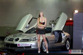 极品超大车模高清美图
