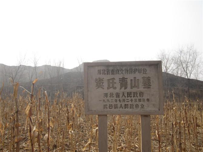 窦氏青山墓