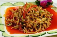 自己最喜欢的川菜-鱼香肉丝的做法