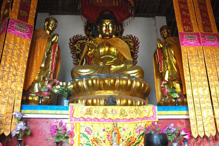 淅川旅游景点――法海寺