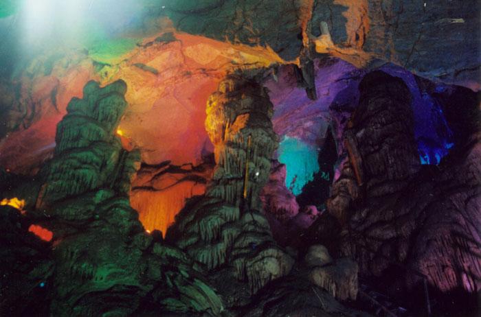 淅川旅游景点――神仙洞
