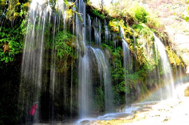 淅川旅游景点――坐禅谷