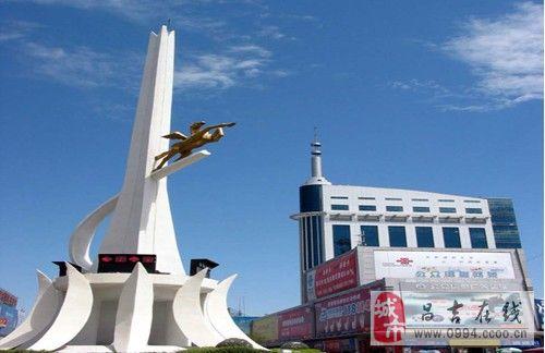 欧式飞马雕塑
