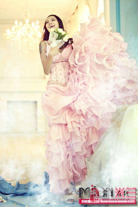 [推荐]宾县婚纱摄影,宾县婚纱照来哈尔滨米兰时尚婚纱摄影