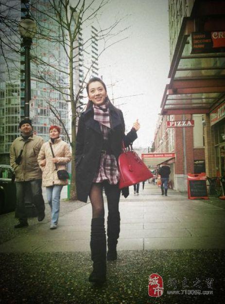 43岁的时尚长沙女人_美图时尚